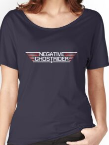 Negative Ghostrider the Pattern is Full Women's Relaxed Fit T-Shirt
