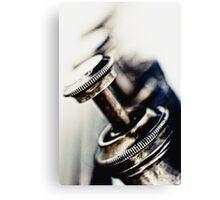 Tough Trumpet... Canvas Print