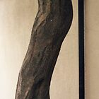 Curvy Tree Trunk by Jane Underwood