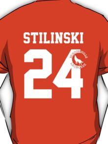"Teen Wolf - ""STILINKSI 24"" Lacrosse T-Shirt"