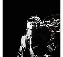 engine Photographic Print