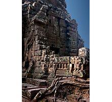 Angkor Thom Balcony Photographic Print