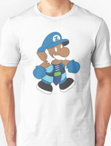 DotA 2 Zeus the Blue Mario T-Shirt