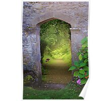 Through The Archway Poster