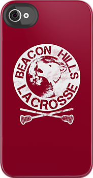 Beacon Hills Lacrosse by shopfunkhouse