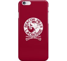 Beacon Hills Lacrosse iPhone Case/Skin