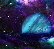Jupiter Dawns by darkangeldreams