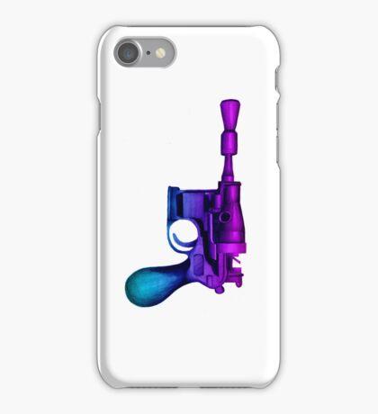 Blaster iPhone Case/Skin