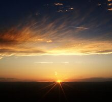 September sunset 3  by swcphotography