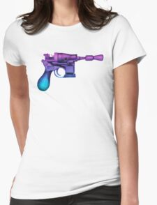 Blaster Womens Fitted T-Shirt