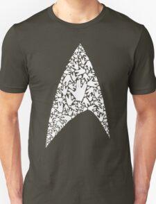 Live long and wear the Starfleet insignia Unisex T-Shirt