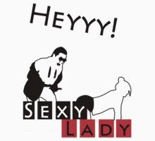 Heyyy Sexy Lady by kuraienko