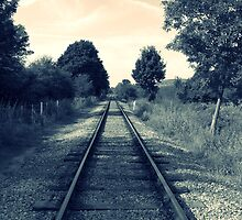 The train line by swcphotography