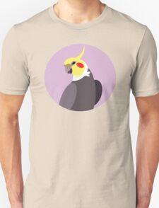 Vector Cockatiel  Unisex T-Shirt