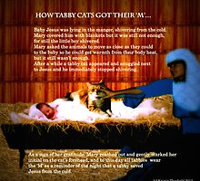 How Tabby Cats Got Their 'M' by Kristie Theobald