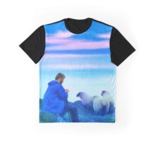 Someone to watch over us Graphic T-Shirt