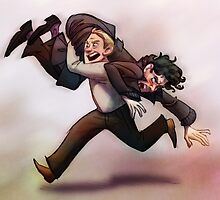 Bring Out Your Dead! BBC Sherlock Monty Python crossover by livielightyear