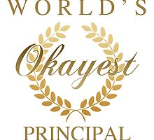 World's Okayest Principal by thepixelgarden