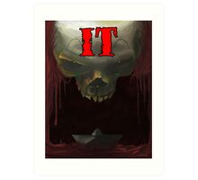 IT - Issue #1 Art Print