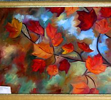 AUTUMN LEAVES by Shanklinthomas