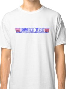 Danger Zone Classic T-Shirt