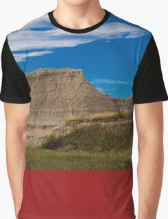 Badlands National Park Graphic T-Shirt
