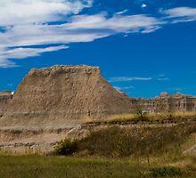 Badlands National Park by Thad Zajdowicz