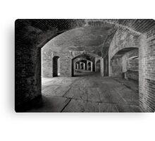 Caverne Metal Print