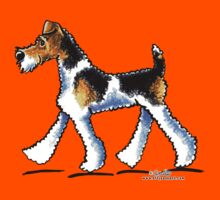 Wire Fox Terrier Trot Kids Clothes