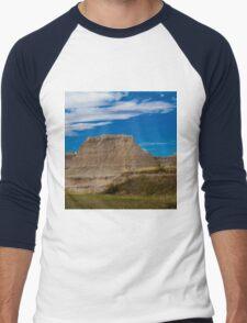 Badlands National Park Men's Baseball ¾ T-Shirt