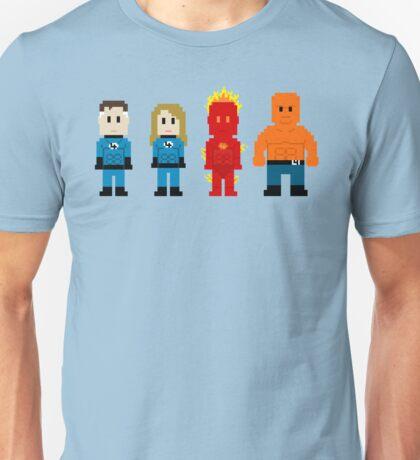 Super Heroes 5 - The Fantastics Unisex T-Shirt