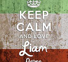 Keep Calm And Love Liam Payne by thomas1700