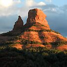 Sunset in Sedona Arizona by Joni  Rae