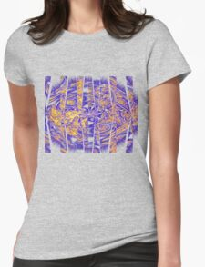 through the looking glass Womens Fitted T-Shirt