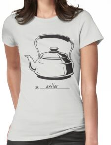 Antler Womens Fitted T-Shirt