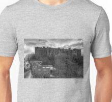 Durham Castle B&W Unisex T-Shirt
