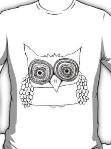 Owl number 21 T-Shirt