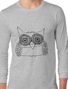 Owl number 21 Long Sleeve T-Shirt