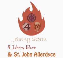 Johnny, Johnny and St John by IanPeriwinkle