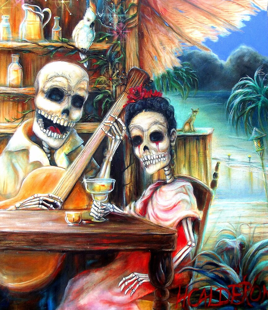 La Borracha by Heather Calderon
