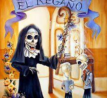 El Regaño by HCalderonArt