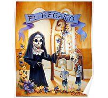 El Regaño Poster