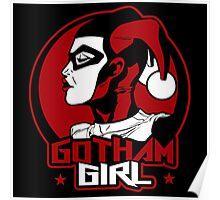 Gotham girl Poster