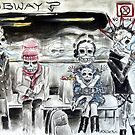 Subway by Heather Calderon
