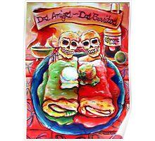 Dos Amigos, Dos Burritos,  Poster