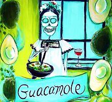 Guacamole by Heather Calderon