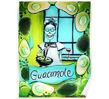 Guacamole Poster