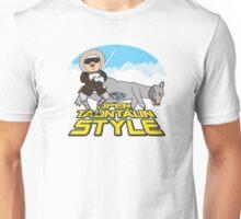 Open Tauntaun Style Unisex T-Shirt