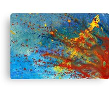 Abstract - Acrylic - Just another Monday Canvas Print