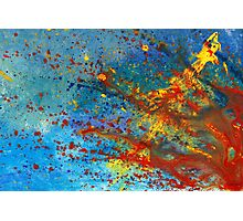 Abstract - Acrylic - Just another Monday Photographic Print